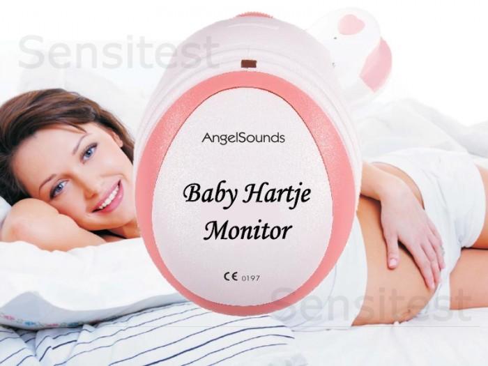 luister naar babyhartje in je buik 28 95 sensitest. Black Bedroom Furniture Sets. Home Design Ideas