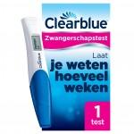Clearblue digitale zwangerschapstest
