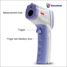 Sensitest infrarood thermometer
